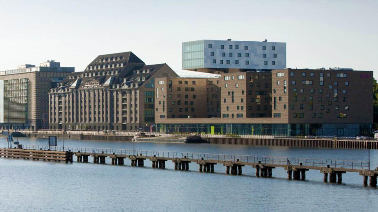 Reach In Hotel Hamburg